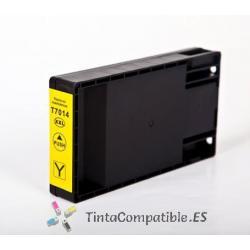 www.tintacompatible.es / Cartuchos compatibles T7014 amarillo