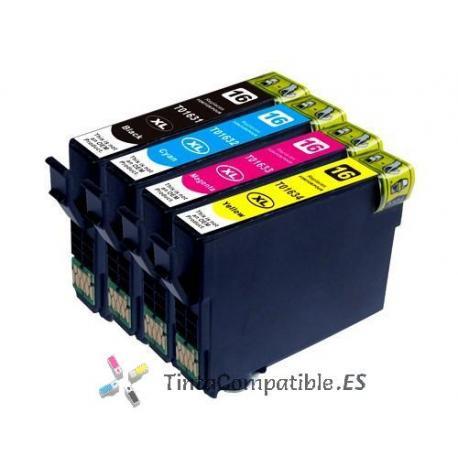 www.tintacompatible.es / Tinta compatible T1631 negro