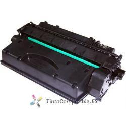 Toner compatibles HP CF280X negro