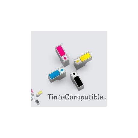 www.tintacompatible.es / Pack ahorro cartuchos tinta PGI 520 y CLI 521 - 20 ML y 10 ML