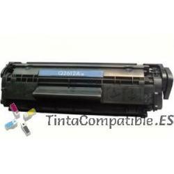 Pack de toners compatibles Q2612A (2 toners)