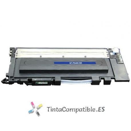 www.tintacompatible.es / Cartuchos de toner Samsung CLP406BK / CLP365BK / CLP360BK negro