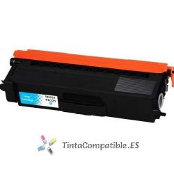 Toner compatible Brother TN331 / TN321 Cyan