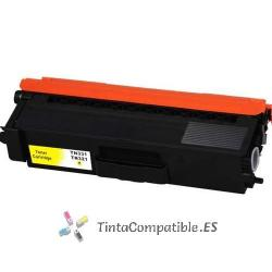 Toner compatible Brother TN331 / TN321 Amarillo