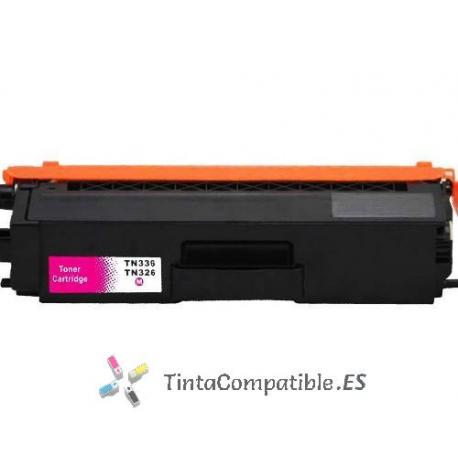 www.tintacompatible.es / Toners compatibles baratos TN321 / TN326 magenta