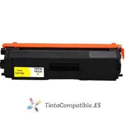 Toner compatible Brother TN321 / TN326 amarillo