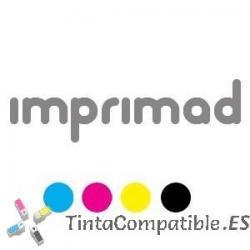 Tinta compatible Brother LC 525XL Magenta