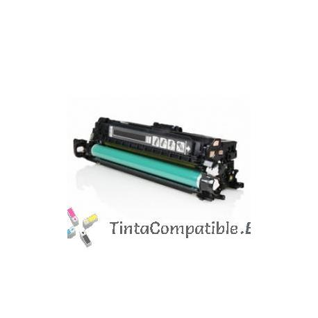 Toner compatible CE250X negro