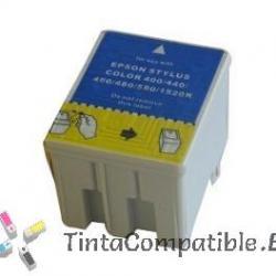 Cartucho tinta compatible T014 - TriColor