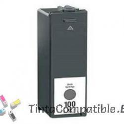 Tinta compatble Lexmark 100 Negro