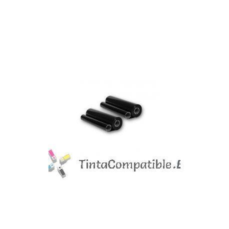 www.tintacompatible.es / TTR Panasonic KX-FA136X / KX-FA135X negro