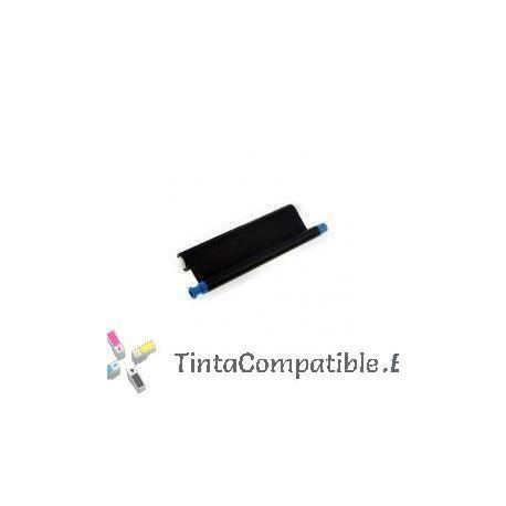 www.tintacompatible.es / Compatible panasonic KX-FA57 / KX-FA93 negro