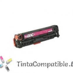 Cartucho de toner compatible HP CC533A magenta