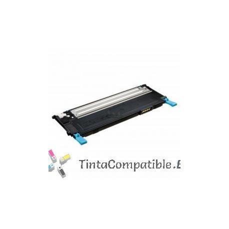 Toner compatible CLP310 - CLP 315 cyan