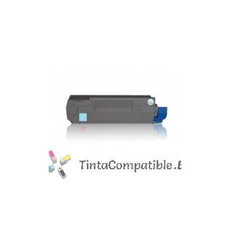 www.tintacompatible.es / Toner compatibles OKI C5650 / C5750 cyan