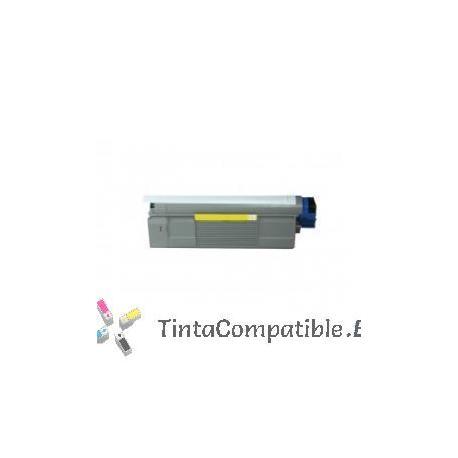 www.tintacompatible.es / Toner de calidad OKI C5850Y / C5950Y amarillo