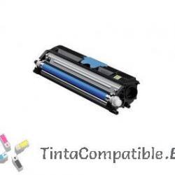 Toner compatible Konica Minolta 1600 cyan