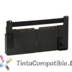 Cinta matricial compatible Epson ERC18 Negro