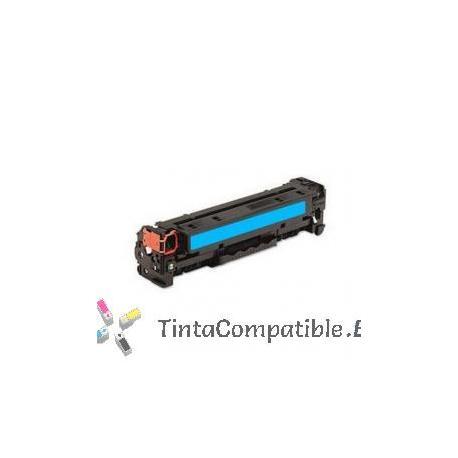 www.tintacompatible.es - Toner compatibles HP CE741A cyan