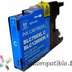 Cartuchos compatibles Brother LC1280XL cyan