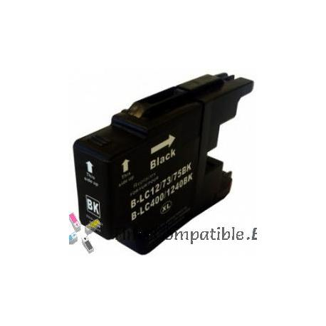 Tinta compatible LC1240 negra