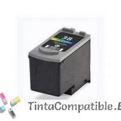 Cartucho tinta compatible Canon CL 38