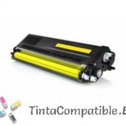 Toner Brother TN320 - TN325 amarillo compatible