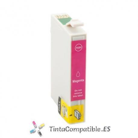 www.tintacompatible.es / Tintas compatibles Epson T1813 magenta