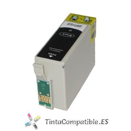 www.tintacompatible.es / Tinta compatible Epson T1301 negro