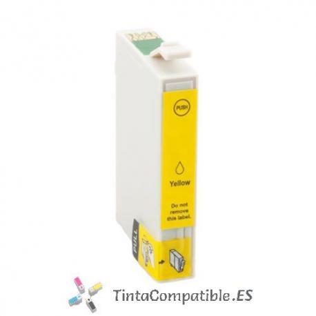 www.tintacompatible.es / Cartuchos compatibles T1304 amarillo