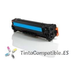 www.tintacompatible.es / Toner compatibles CE321A cyan