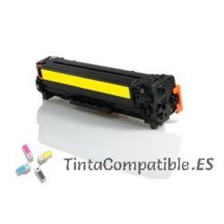 www.tintacompatible.es / Toner compatibles HP CE322 amarillo