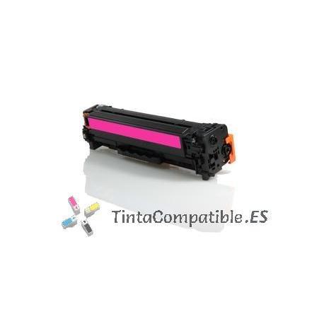 www.tintacompatible.es / Toners compatibles CE323A magenta
