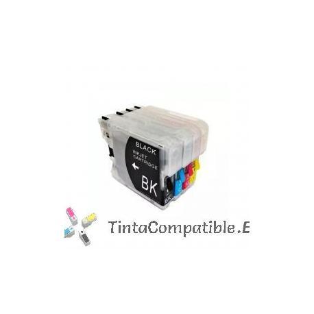 Tintacompatible.es / Pack ahorro de tinta compatible LC980 - LC1100